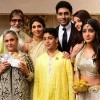 Amitabh bachchan and family