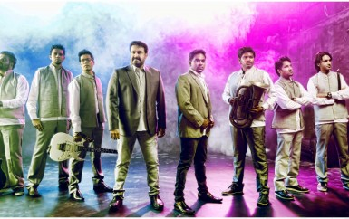 Lalettan about his music band