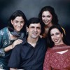 Deepika Padukone and Family