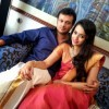 Trisha Krishnan Engagement Stills