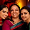 Samvritha Sunil and Family