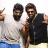 Arya and Vijay Sethupathi in 'Purampaokku'