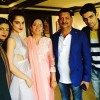 National Award winning actress Kangana Ranaut & Family