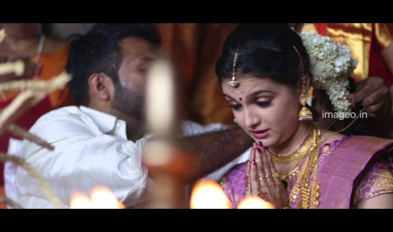 Saranya Mohan Wedding Video