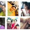 15 recent selfies taken by famous Malayalam Celebrities