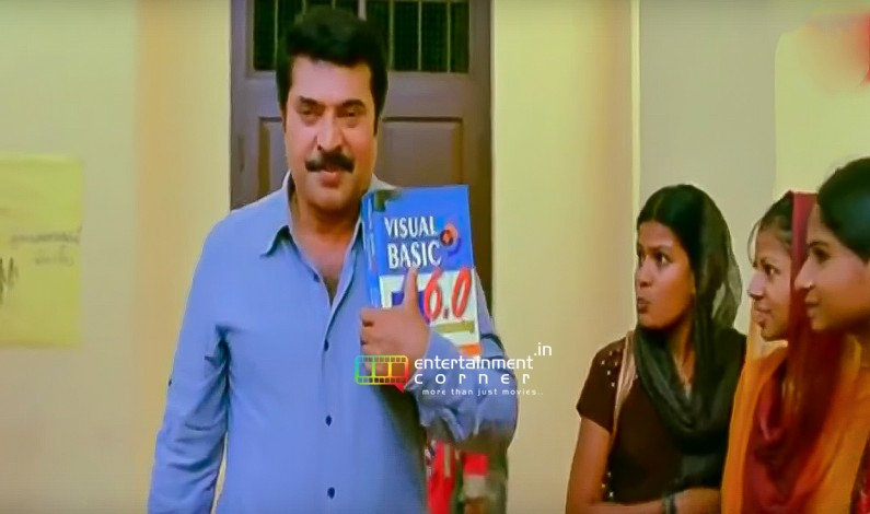 Mammootty to Campus after 22 year