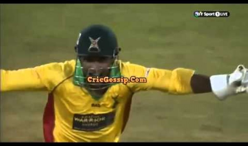 OMG! Sunil Narine bowls T20's first maiden Super Over