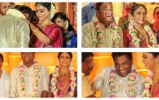 Anand Chandran weds Swathy photos