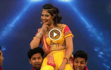 Dazzling Dance Performance by Rachana Narayanankutty