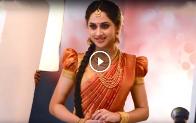 Vanitha Cover Photo Shoot – Behind The Scenes