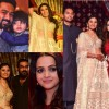 Lal's daughter betrothal function Photos