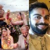 Virat Kohli -Anushka Sharma wedding Photos