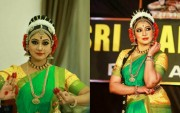 Rachana Narayanankutty Dance Stills