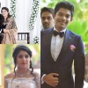 Actress Aima Rosmy Sebastian Wedding Photos
