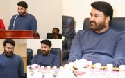 Mohanlal in New Look – Photos