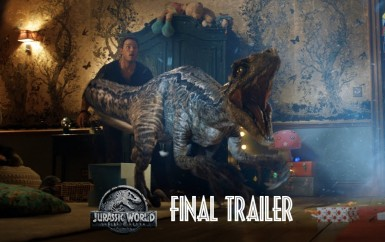 Jurassic World: Fallen Kingdom – Final Trailer