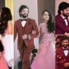 Neeraj Madhav wedding reception photos