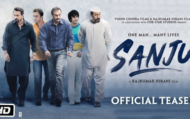 Sanju | Official Teaser