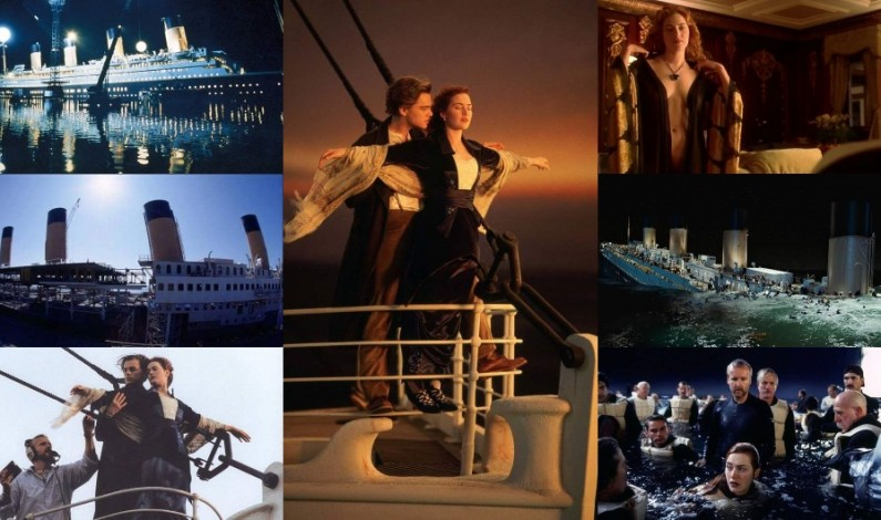 Making Of Titanic Movie – Rare Photos