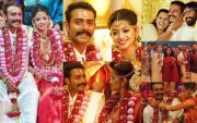 Actor Arjun Ashokan and Nikita Wedding Photos
