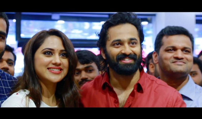 myG Alapuzha Inauguration Moments Video | Unni Mukundan & Miya