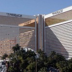 The Mirage is a 3,044 room hotel and casino resort located on the Las Vegas Strip in Paradise, Nevada, United States.