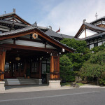 Yakushiyu of Yumura Onsen, Shinonsen, Hyogo prefecture, Japan