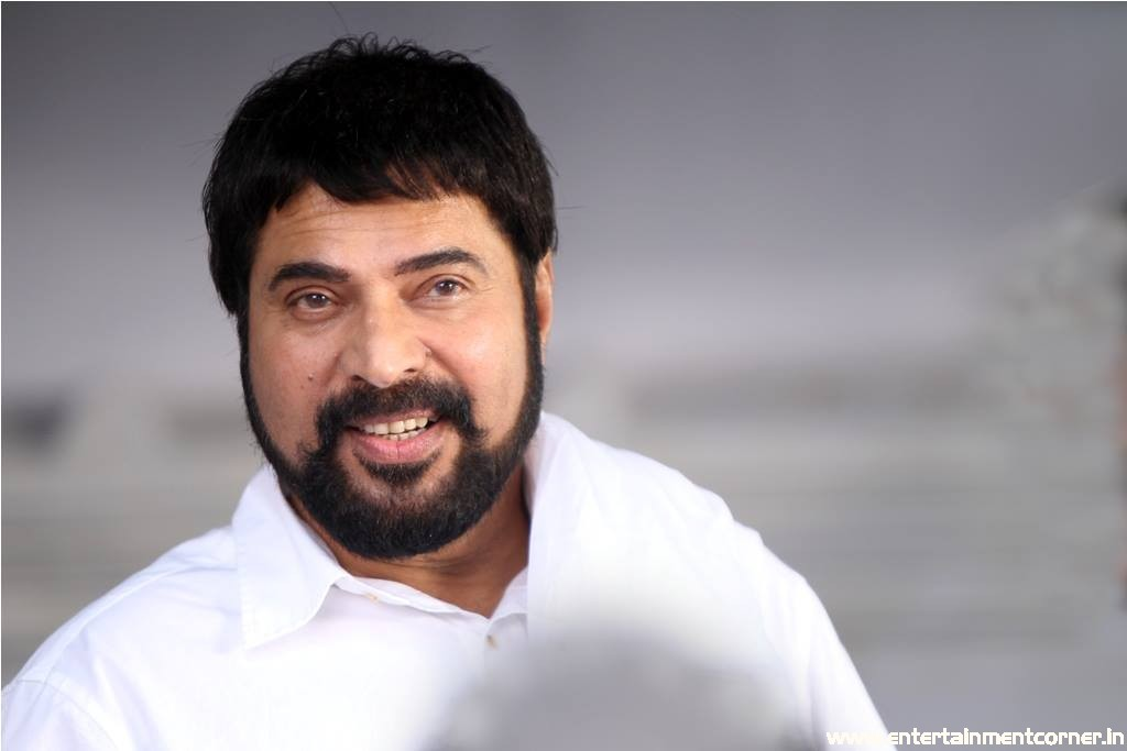 Mammootty latest stills