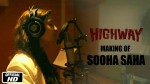 The Making of Sooha Saha Song With Alia Bhatt, A.R. Rahman