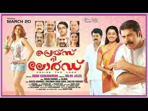 """Sharon Vaniyil song from Malayalam Movie """"Praise the Lord"""""""