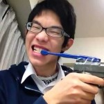 How Chinese People Brush Their Teeth