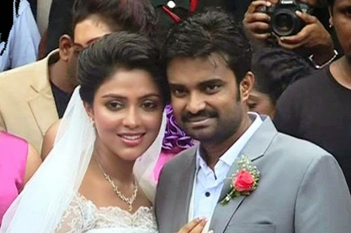 Amala Paul, AL Vijay Engagement Video, Photos