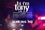 Hi im Tony Making video 2