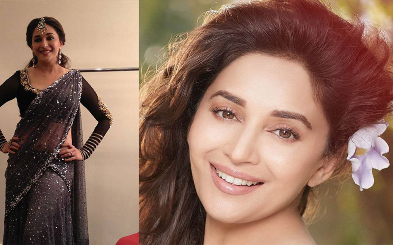 Madhuri joins  with UNICEF