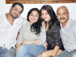 Anushka Sharma and family stills