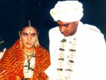 Ajay - Kajol wedding stills
