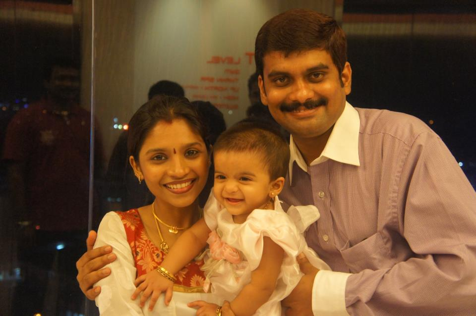 Dhanush And Aishwarya Family Photos  Lovely Telugu