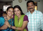 Actress Gopika & Family stills