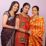 Actress Gopika and Family stillsActress Gopika and Family stills