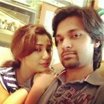 shreya ghoshal with husband