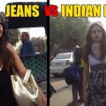 Walking in Delhi wearing Jeans & Indian Dress – Let's check difference