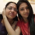 Lakshmi Menon and Family stills