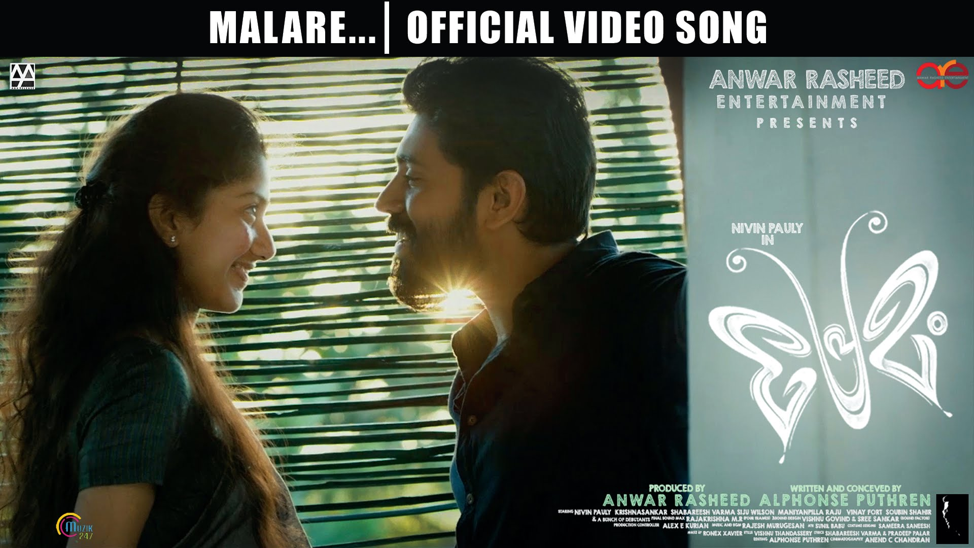 Premam malar song download
