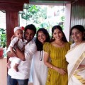 Muktha and family unseen stills