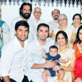 Vijay Yesudas and Family - Unseen stills