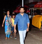 R Madhavan and Family - Unseen stills