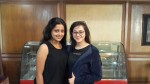 Priyal Gor and Family - Unseen stills