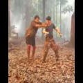 Pulimurugan Fight Sequence Mohanlal without Dupe