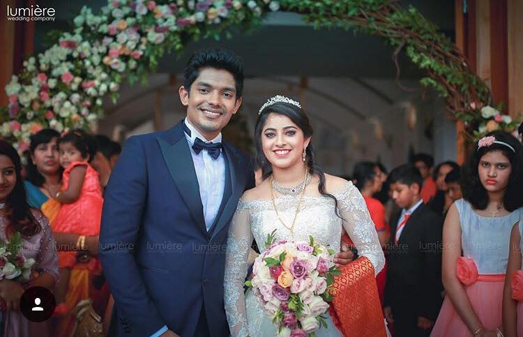 Aima Kevin Wedding Photos